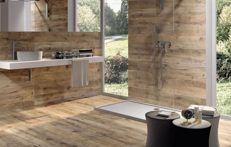 Les carrelages de salle de bain chez ferrand carcassonne for Carrelage salle de bain mansardee